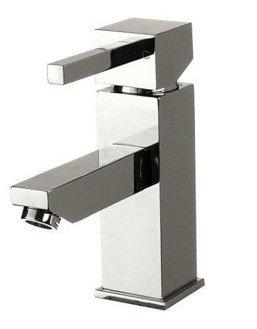 Jupiter Maude Chrome Single Lever Mono Basin Mixer inc Click Clack Waste EMP001